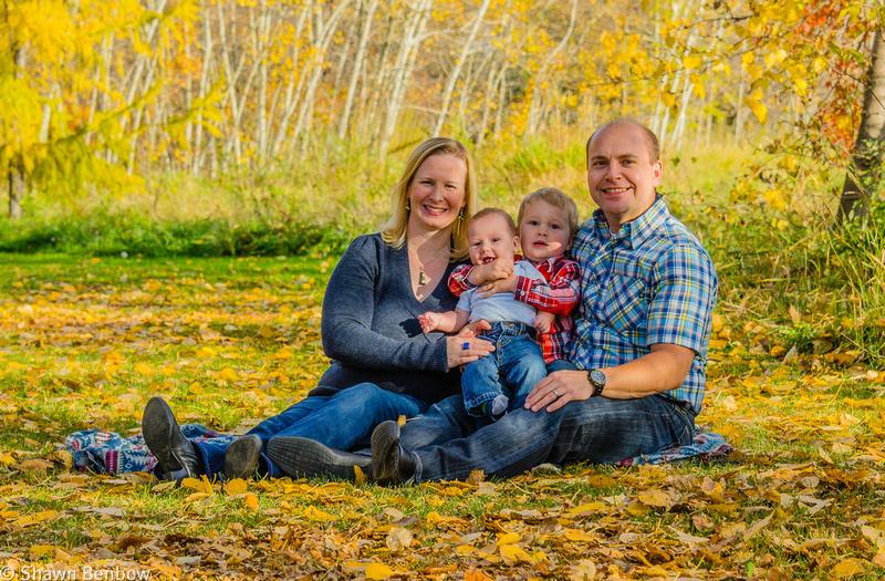 2016 Fall Family Photos.