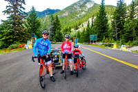Bow Valley Parkway Cycling 2020-06-27