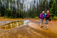 Paint Pots Hike September 2014