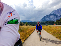 Cycling in Canmore and Banff September 2014