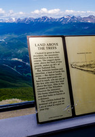 Interpretive Signage at the Jasper Tramway