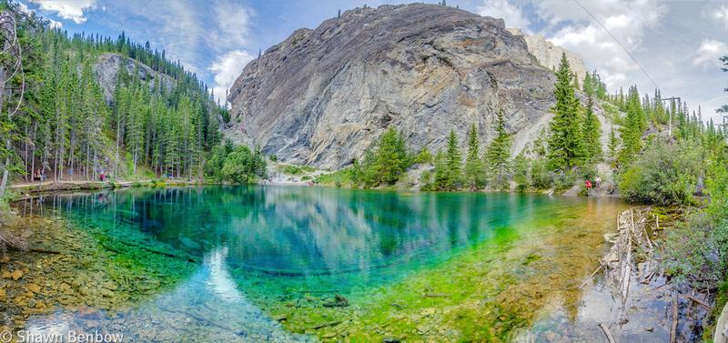 Second Grassi Lake.
