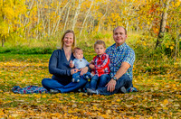 2016 Fall Family Photos